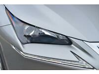 Lexus NX 300H LUXURY (silver) 2016-10-31
