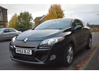Renault, MEGANE, Coupe, 2012, Manual, 1461 (cc), 3 doors