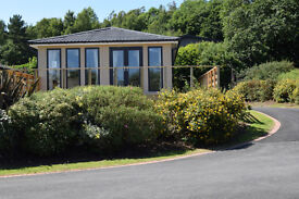 Conwy, North Wales, Omar Apex Holiday Lodge For Sale 45'x20'.
