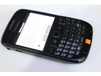 BlackBerry 8520 Curve Sim Free Unlocked Smartphone Black