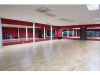 GYM FITNESS STUDIOS FOR RENT IN WEST THURROCK