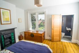 Large Double Room to Rent in Family house