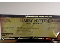 Harry Potter and the Cursed Child Part 1&2 15th/16th Feb