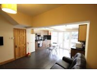 Spacious 5 Bedroom House with Private Garden, Modern Kitchen with a Spacious Living Area.