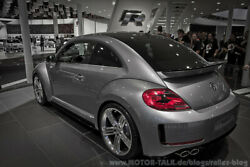 Bettle R Concept... in Serie ganz anders