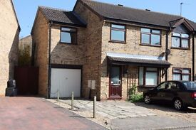 DOUBLE Room to Let in Modern House with Garden. £380PCM, Internet & ALL BILLS INC.
