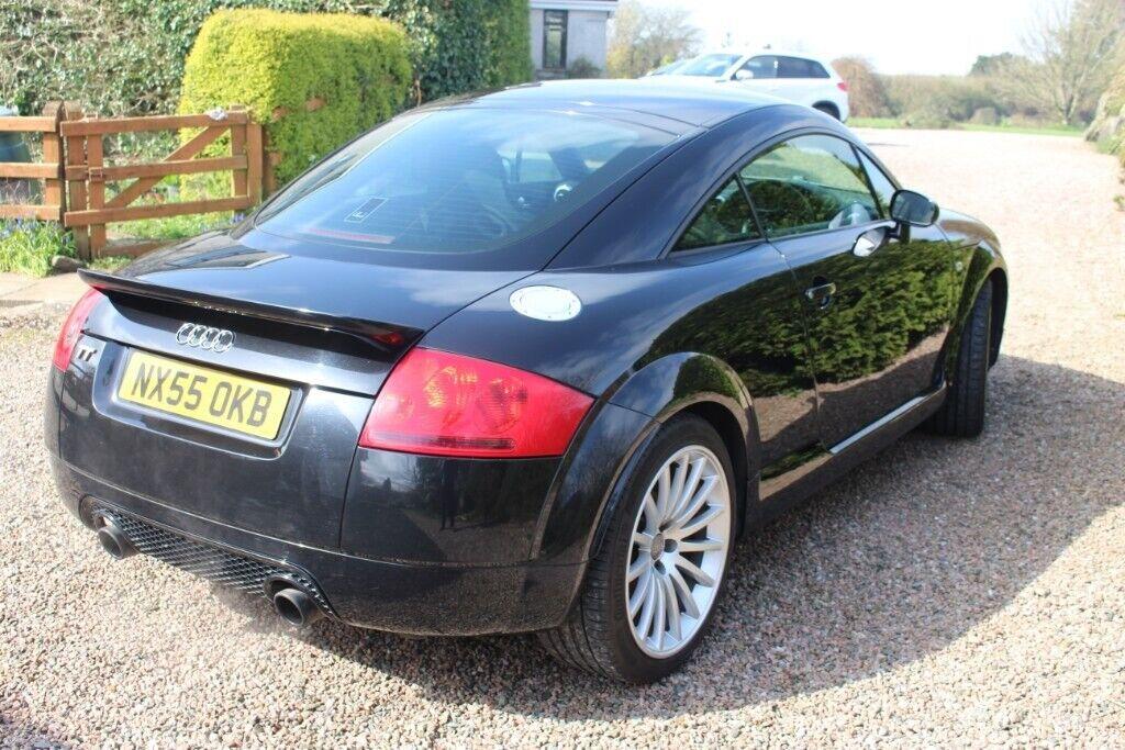 2005 Audi TT Quattro Sport Limited Edition