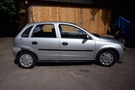Vauxhall Corsa Elegance 2002 1000cc CHEAP INSURANCE