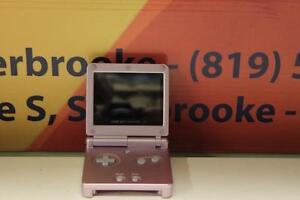 Gameboy Advance SP -Instant Comptant-