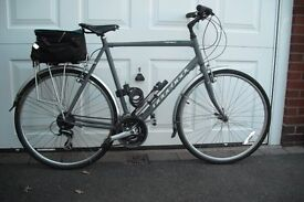 "For sale Men's bicycle Ridgeback Rapide Meteor XL23""/ 58cm in good condition buyer to collect."