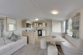 New 2018 Willerby Rio Gold static caravan sited on 5 star Park Weymouth Dorset