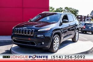 2014 Jeep Cherokee Limited CUIR 4X4