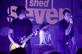 2x standing tickets for Shed Seven and Cast, Thursday 30th November, Glasgow O2 Academy