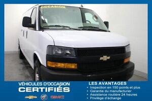 2018 Chevrolet Express Cargo 2500 ALLONGÉ+AIR CLIM+GP.ELEC