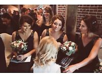 FEMALE VIDEOGRAPHER FOR WEDDINGS AND EVENTS