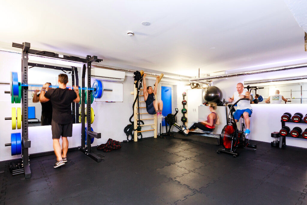 Personal training studio for hire kensington in hammersmith