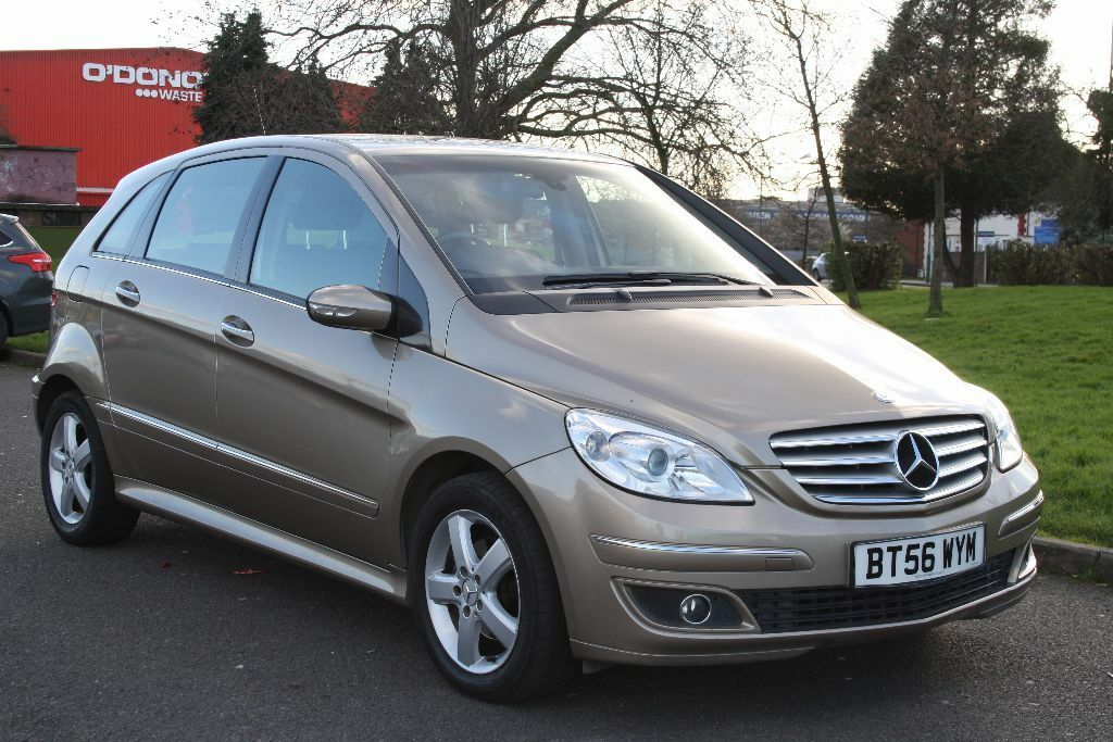 2007 56 mercedes b class b150 automatic petrol 3 month warranty full service history in. Black Bedroom Furniture Sets. Home Design Ideas