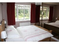 *** FANTASTIC DOUBLE BEDROOM WITH KING SIZE BED AVAIL FROM 8 DEC ***