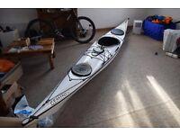 Valley Gemini ST composite sea touring kayak