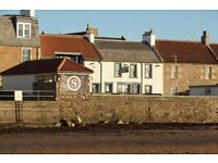 Experienced Assistant Manager & Bar Person required for award winning busy seaside pub in Fife