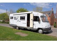 Hymermobil Starline 6 berth family owned from new- Motorhome