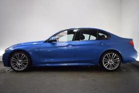 BMW 3 SERIES 3.0 330D M SPORT [NAV/19 (blue) 2014