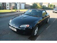 Mazda MX-5 2006 1.8 Icon, Full Years MOT, Lovely car, Mazda MX5, Convertable
