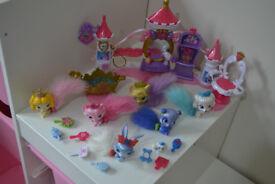Disney Princess Palace Pets Pamper And Beauty Salon Play Set & Other Pets