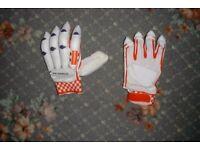 Cricket gloves (New) boys , youths LH & RH