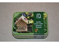 make your own insect house - (brand new)