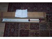 3 Bar Leg Stretcher, New condition and boxed. Excellent piece of gym equipment