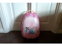 Disney Princess Childrens Suitcase/luggage hold , can be used for travelling or playing