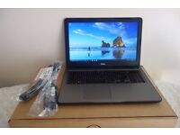 BRAND NEW BOXED - Intel i7 7th Gen, Dell Gaming Laptop, 16GB RAM, 256GB SSD, 4GB Graphics DDR5 GTX