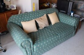SOFA DOUBLE BED FOR SALE, AS NEW, FIRE PROOF APPROVED