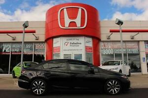 2013 Honda Civic Sedan Touring- TINTED WINDOWS+ NAV+ BACKUP CAM+