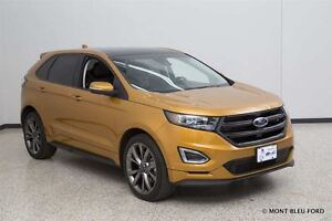 2016 Ford Edge Sport/AWD, LEATHER, PANORAMIC ROOF, NAV, BACK UP