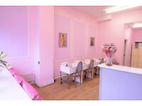 Beauty/Treatment room available in busy nail salon