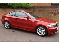 2008 (58.reg) BMW 120d TDI Coupe, Stop Start, Climate, one previous owner, FSH HPI Clear