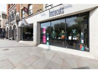 HAIRDRESSERS CHAIR TO RENT - ISLINGTON