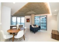 Iconic HOOLA building - 1 bed available NOW - gym concierge next to DLR royal Victoria docklands E16