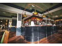 Food runner / Bar back wanted for The Defectors Weld, Craft beer & food Pub In Shepherds Bush