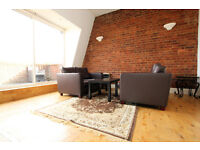 2 bedroom flat with large roof terrace in N19