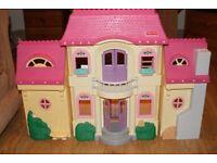 Dolls House - fold up