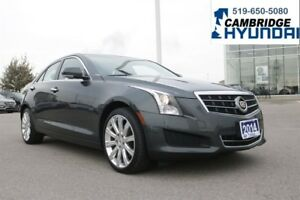2014 Cadillac ATS 2.0T LUXURY | LEATHER | ONSTAR | BLUETOOTH