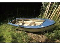 GRP Dinghy / Garden Feature / Childrens Play