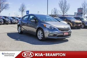 2014 Kia Forte LX PLUS|SUNROOF|ALLOYS|HTD SEATS