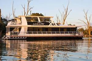 2007 Commercial Houseboat House Boat Turner Marine in NSW survey Irymple Mildura City Preview