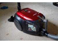 Samsung Bagless Cylinder Vacuum Cleaner 1500w