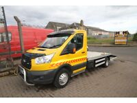 FORD TRANSIT 125 T-350 CAR TRANSPORTER – 16-REG