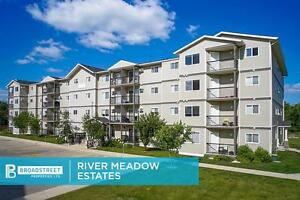 Pet Friendly Two Bedroom Apartment w in-suite laundry St. Vital